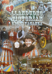 Llandudno Victorian Extravaganza – 29th April 2017 – 1st May 2017