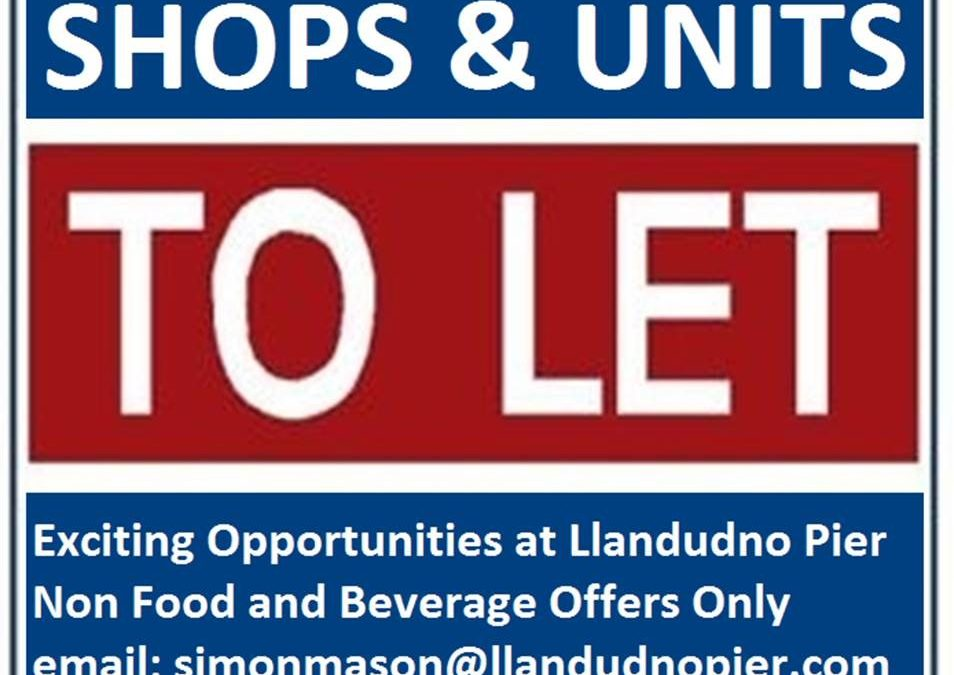 Shops / Concessions Opportunities