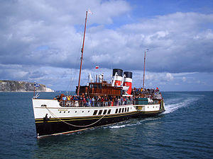 The Waverley is returning to Llandudno Pier June 2019