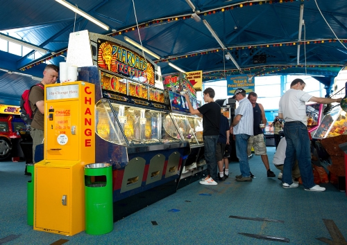 Llandudno Pier   Holiday Attractions in Llandudno