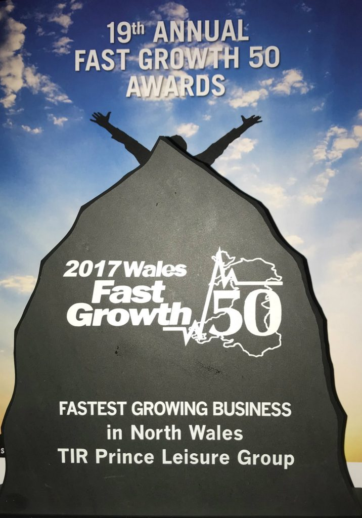 The Fastest Growing Business In North Wales 2017